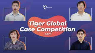 youtube video thumbnail - Tiger Global Case Competition 2021 | Sign Up Now!