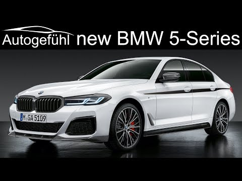 External Review Video Ax5-dDPv8As for BMW 5 Series Sedan (G30) and Touring (Wagon, G31) (2020 Facelift)