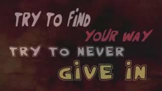 Video Calidad - Going home [Lyrics Video]