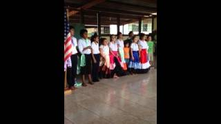 Costa Rican National Anthem