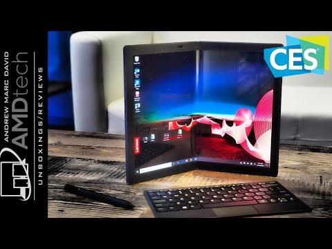 External Review Video Ax6ohHFzsHQ for Lenovo ThinkPad X1 Fold