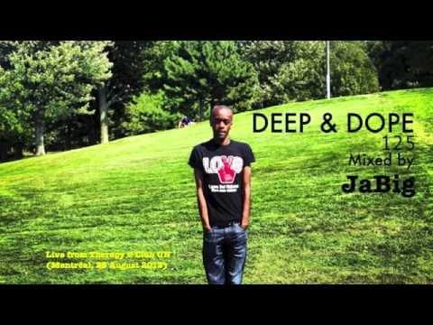 Deep Soulful House Lounge Music Playlist – DEEP & DOPE 125 DJ Mix by JaBig