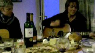 Bob Dylan - 'Things Have Changed' COVER - Liz Clark & Tessa Perry @ Geraldine Place Sessions III -