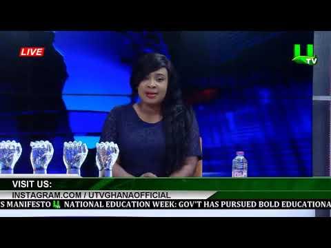 PRIME-TIME NEWS WITH AGYA KWABENA AND AFIA AKYERE ASIEDU      27/10/2020