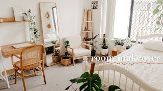 Small Bedroom Makeover | Minimalist Room Tour