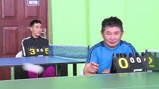 В Якутске стартовал турнир по настольному теннису среди спортсменов с ПОДА