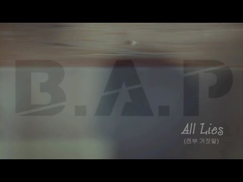 BAP - 전부 거짓말 (All Lies)