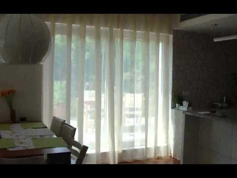 Vorhänge Wohnzimmer Ideen -  inspiration