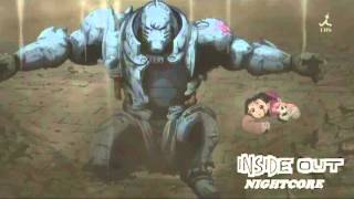 Inside Out by Eve 6 ~ Nightcore