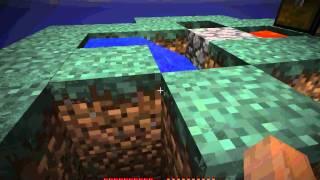 Skyblock - Aflevering 1,2,3 Faaall / Lekker kletsen
