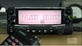 Ham Radio 2.0: Episode 51 - Unboxing the Alinco DR-735T Mobile Radio