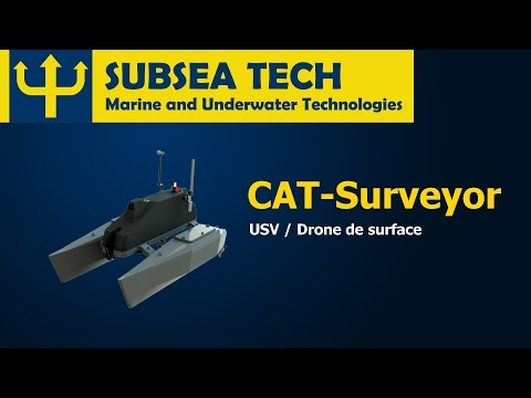 CAT-Surveyor product video