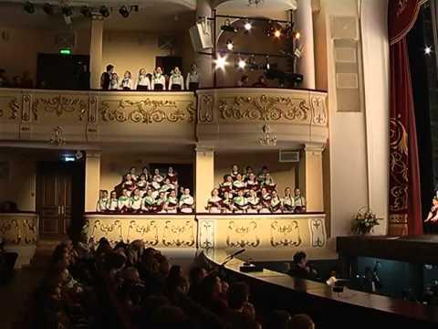 Концерт-презентация Детского хора Республики Башкортостан