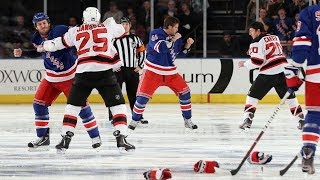 NHL: Opening Faceoff Fights