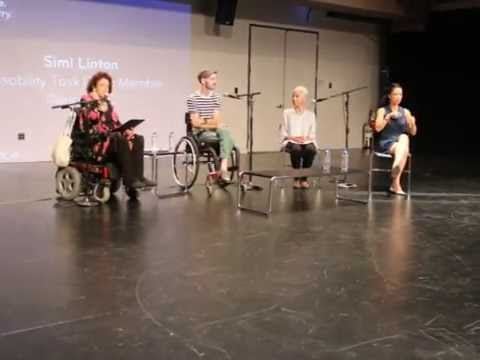 Town Hall: Dance Makers on Disability