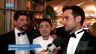 Noite de festa: confira a entrega do Prêmio TOPVIEW Gastronomia 2018