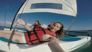 Alquiler de catamarán en Punta Cana - Rent a Hobie Cat