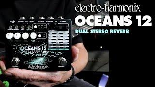 Electro Harmonix Oceans 12 Reverb Video
