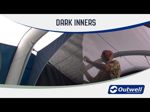 Смотреть видео Палатка Outwell Dash 5P