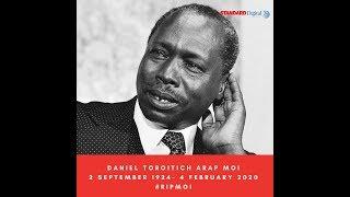 MZEE MOI: Kenya's undoubted 'Professor of Politics' | DOCUMENTARY