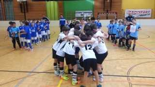 preview picture of video 'FC Tulln U11 - Turniersieg in Purkersdorf (19.01.2014)'