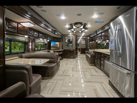 2016 Thor Motor Coach Tuscany Luxury RV Review