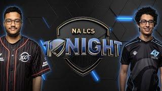 NA LCS Tonight | Summer Split (2018) | Week 7