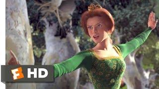 Shrek (2001) - Princess vs Merry Men Scene (6/10) | Movieclips