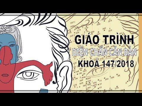 Lớp Diện Chẩn Căn Bản K147 - Ngày Thứ 2 - 9/1/2018