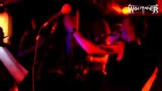 Wölfrider - Foreverdark Woods (Bathory cover) [Live 07.06.2014]