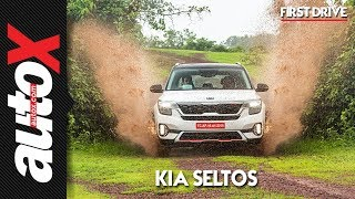Kia Seltos SUV First Drive Video Review