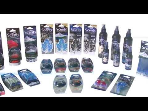 VNTFR-22 Scents Vent Fresh Scented Oil Air Freshener video thumbnail