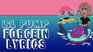Lil Pump- Foreign  (Official Lyrics)