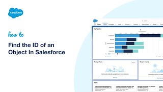 Find the ID of an Object In Salesforce