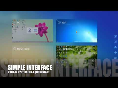 NewLine X7 Interactive Display