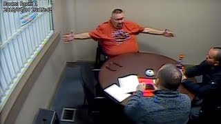 Police interrogation of a police chief!