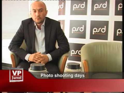 Photo shooting days