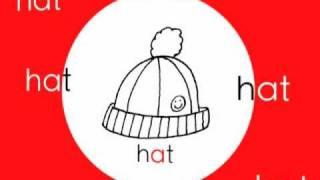 Учим Английский, Clothing Flash Cards - by ELF Learning (original)