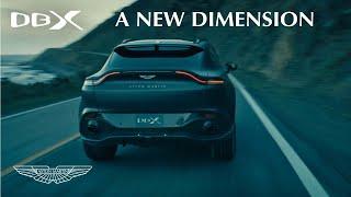 [오피셜] Aston Martin DBX | A New Dimension