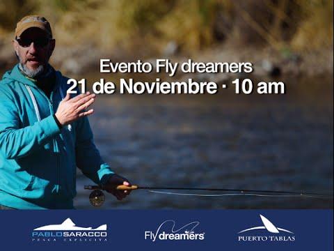 """Evento: """"Pesca fina de truchas, flotando"""" - Próximo sábado 21/11"""