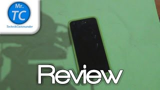 preview picture of video 'Belkin View Case grün für iPhone 5 Review HD (Deutsch/German) - MrTechCommander'
