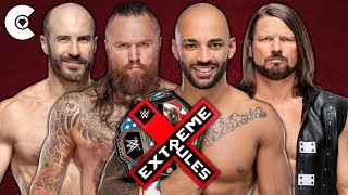Cultaholic Wrestling Podcast #79: What Will Be The Best Match At WWE Extreme Rules 2019?