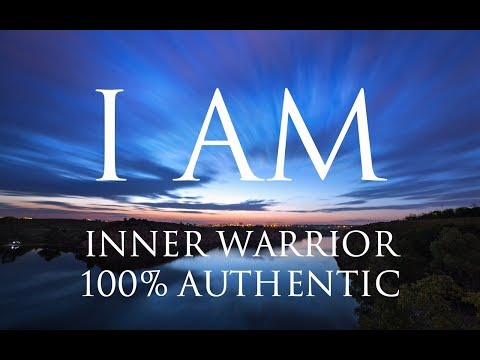 I AM Affirmations ➤ Align With Your Inner Warrior | Be 100