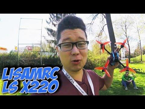 Тест: вертикальные лучи, Samguk 2207, Butterflight 32k. Stack-X. Продаю коптер! [Lisamrc LS-X220]