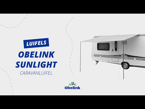 Hypercamp Sunlight - Opbouwinstructie - Hoe monteer ik een caravanluifel? | Obelink Vrijetijdsmarkt
