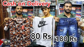 Wholesale Shirt, T-Shirt and Jeans | COD available | Cheapest Shirt,Tshirt and Jeans Market
