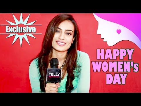 Womens Day Special: An Exclusive Interview With Surbhi Jyoti | Telly Reporter