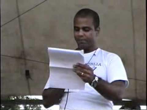 Dia da Bíblia em Seropédica Resumo Histórico da Bíblia Pastor Roberto MMEB Km 40.flv