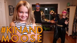 Kin and Moose: Gin and Juice Halloween Parody from the Holderness Family | The Holderness Family