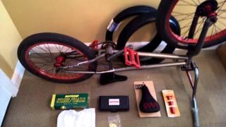 Dan's Comp BMX Parts Unboxing!